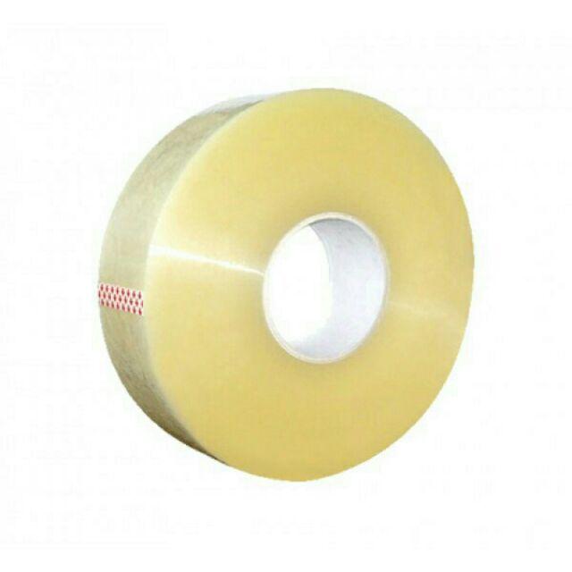 Cuộn băng dính trong 1kg lõi siêu mỏng