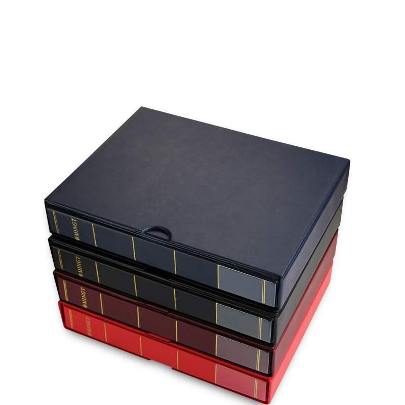 Bìa Album có hộp Vuông Mingt đựng tiền giấy tiền xu, tem - 7497546 , 1992604902882 , 62_16058959 , 400000 , Bia-Album-co-hop-Vuong-Mingt-dung-tien-giay-tien-xu-tem-62_16058959 , tiki.vn , Bìa Album có hộp Vuông Mingt đựng tiền giấy tiền xu, tem