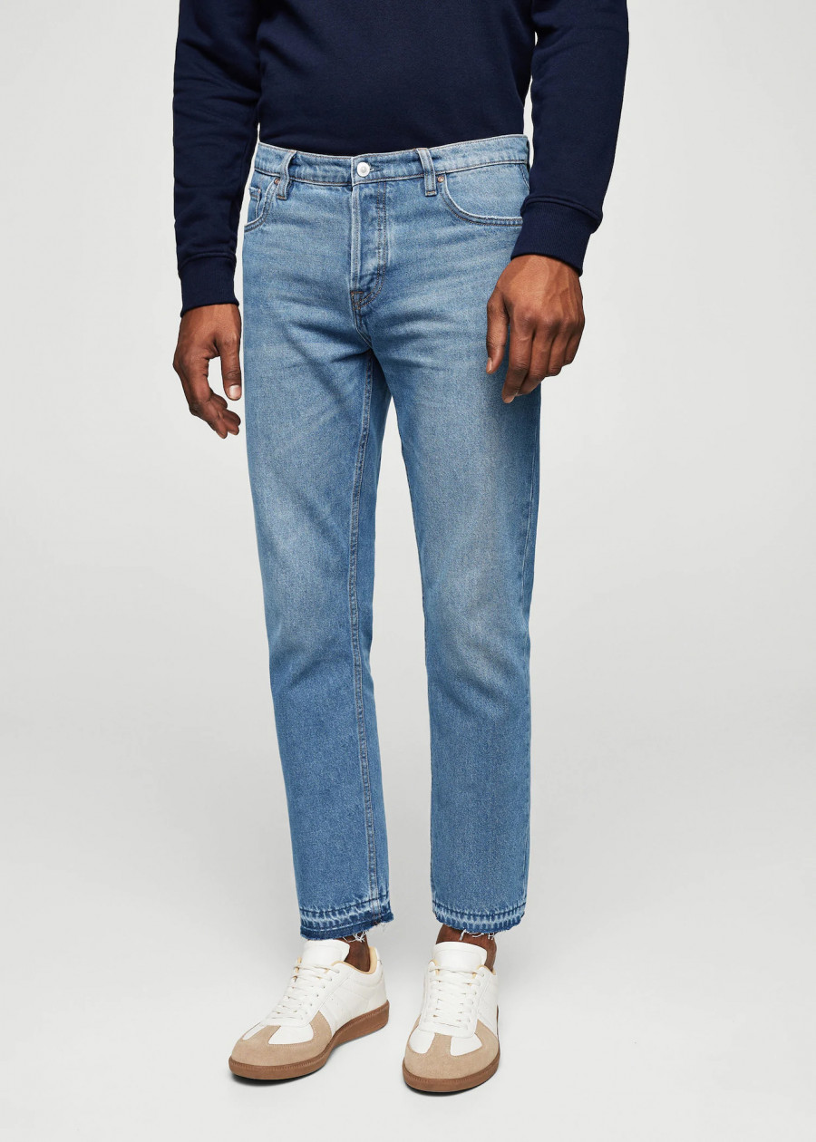 Quần Jeans Nam Just1 Mango 13013666