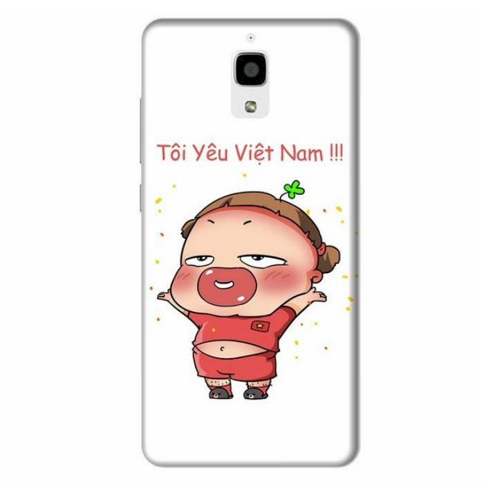Ốp Lưng Dành Cho Xiaomi Mi 4 Quynh Aka 1