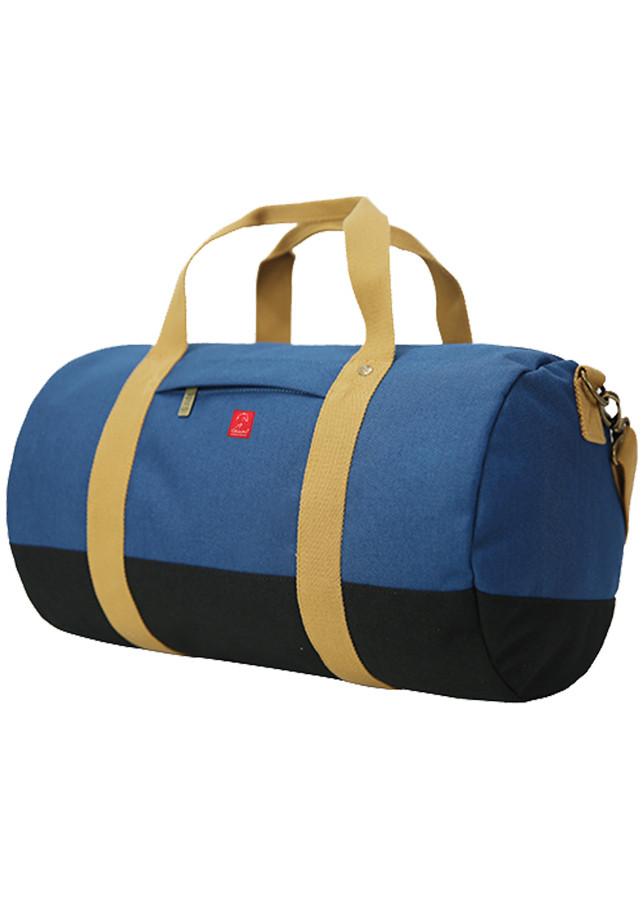 Túi xách du lịch canvas thời trang Glado TBG004 - Màu Xanh