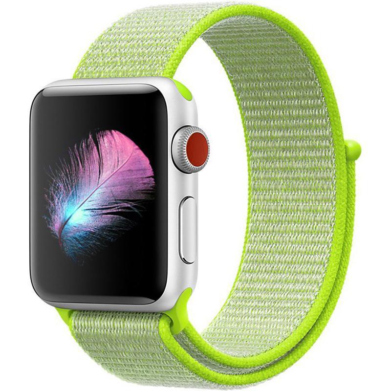 Dây Vải Nylon Thay Thế Cho Đồng Hồ Thông Minh Apple Watch Series 4 (40/44mm) - 16319090 , 6317316451438 , 62_23579025 , 331200 , Day-Vai-Nylon-Thay-The-Cho-Dong-Ho-Thong-Minh-Apple-Watch-Series-4-40-44mm-62_23579025 , tiki.vn , Dây Vải Nylon Thay Thế Cho Đồng Hồ Thông Minh Apple Watch Series 4 (40/44mm)