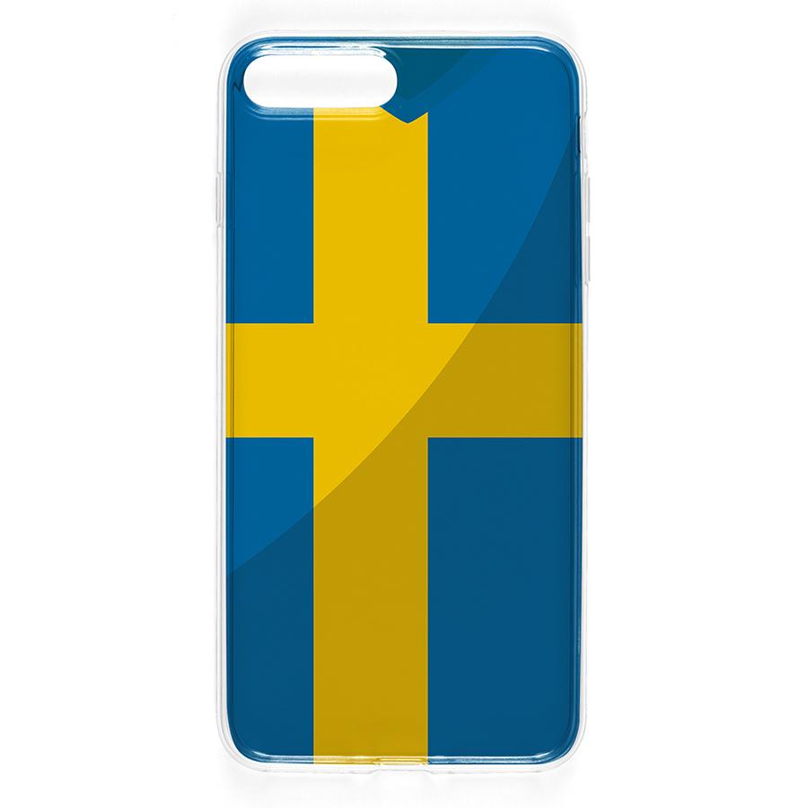Ốp Lưng Mika Cho iPhone 7 Plus / 8 Plus SWEDEN-C-IP7P