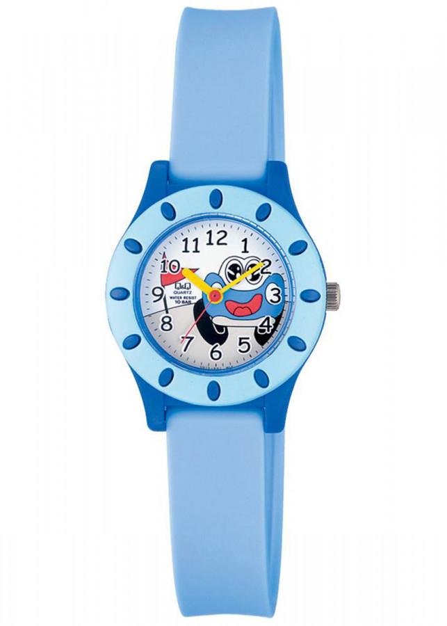 Đồng hồ trẻ em QQ Citizen  VQ13J001Y dây nhựa