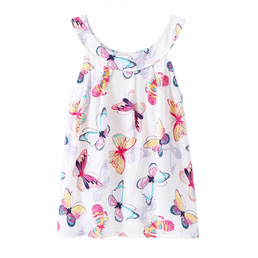 Váy Cotton Thời Trang Họa Tiết Mùa Hè Cho Bé Gái Mới Biết Đi - 9705236 , 3384617780652 , 62_15906943 , 201000 , Vay-Cotton-Thoi-Trang-Hoa-Tiet-Mua-He-Cho-Be-Gai-Moi-Biet-Di-62_15906943 , tiki.vn , Váy Cotton Thời Trang Họa Tiết Mùa Hè Cho Bé Gái Mới Biết Đi