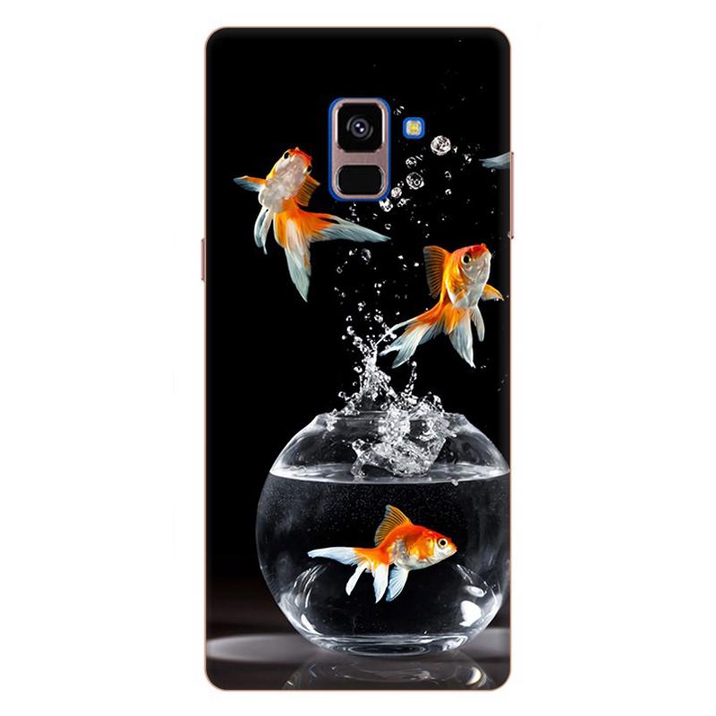 Ốp Lưng Cho Samsung Galaxy A8 Plus 2018 - Mẫu 56