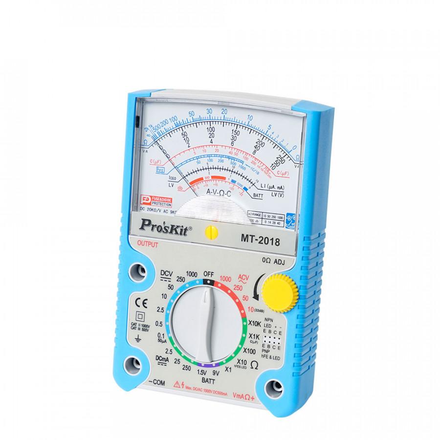 Đồng hồ đo kim Pro