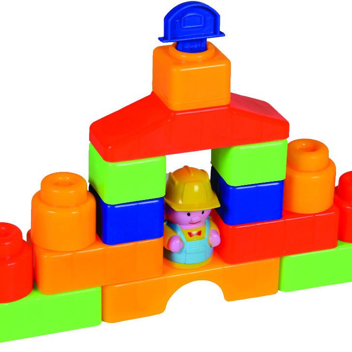 Bộ xếp hình sáng tạo Nhựa Chợ Lớn 33 - M1041-LR