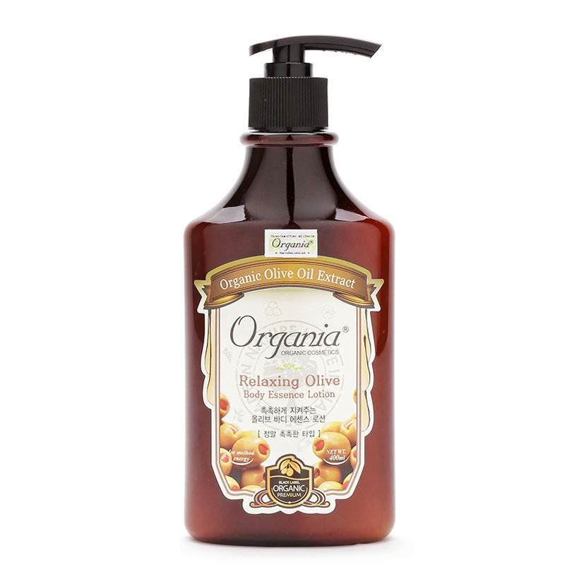 Sữa Dưỡng Thể Relaxing Olive Body Essence Lotion Organia (400ml) - 1329636 , 6375203818931 , 62_5473007 , 285000 , Sua-Duong-The-Relaxing-Olive-Body-Essence-Lotion-Organia-400ml-62_5473007 , tiki.vn , Sữa Dưỡng Thể Relaxing Olive Body Essence Lotion Organia (400ml)