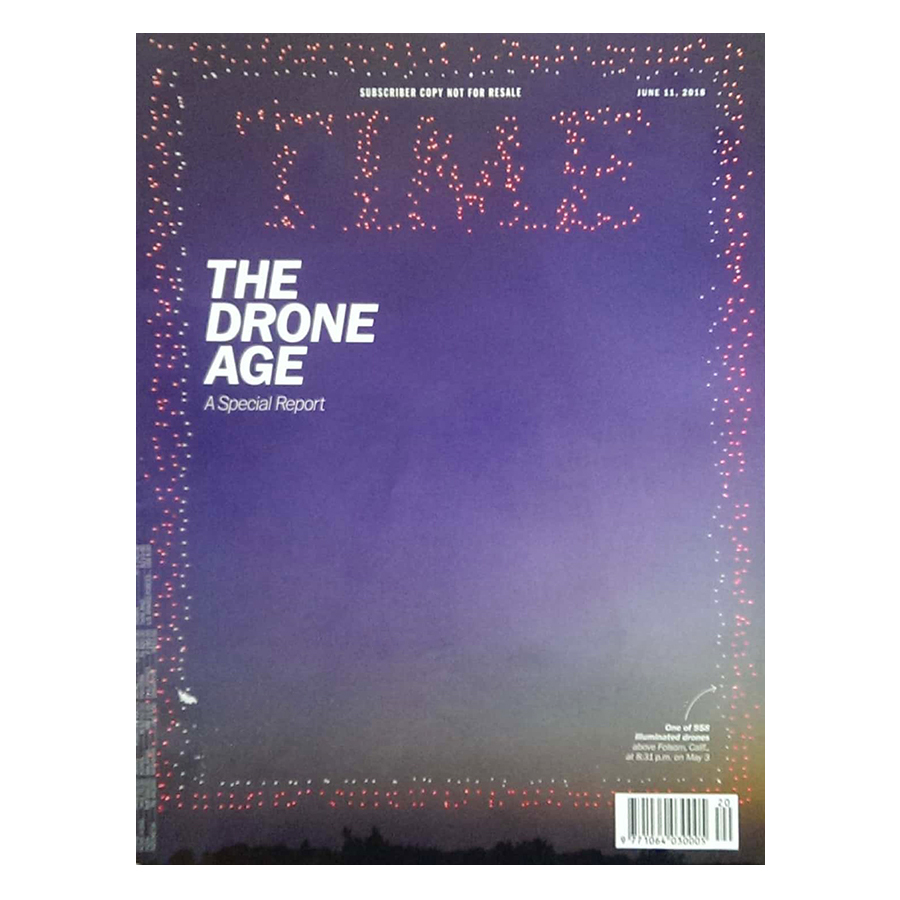 Time: THE DRONE AGE - 20