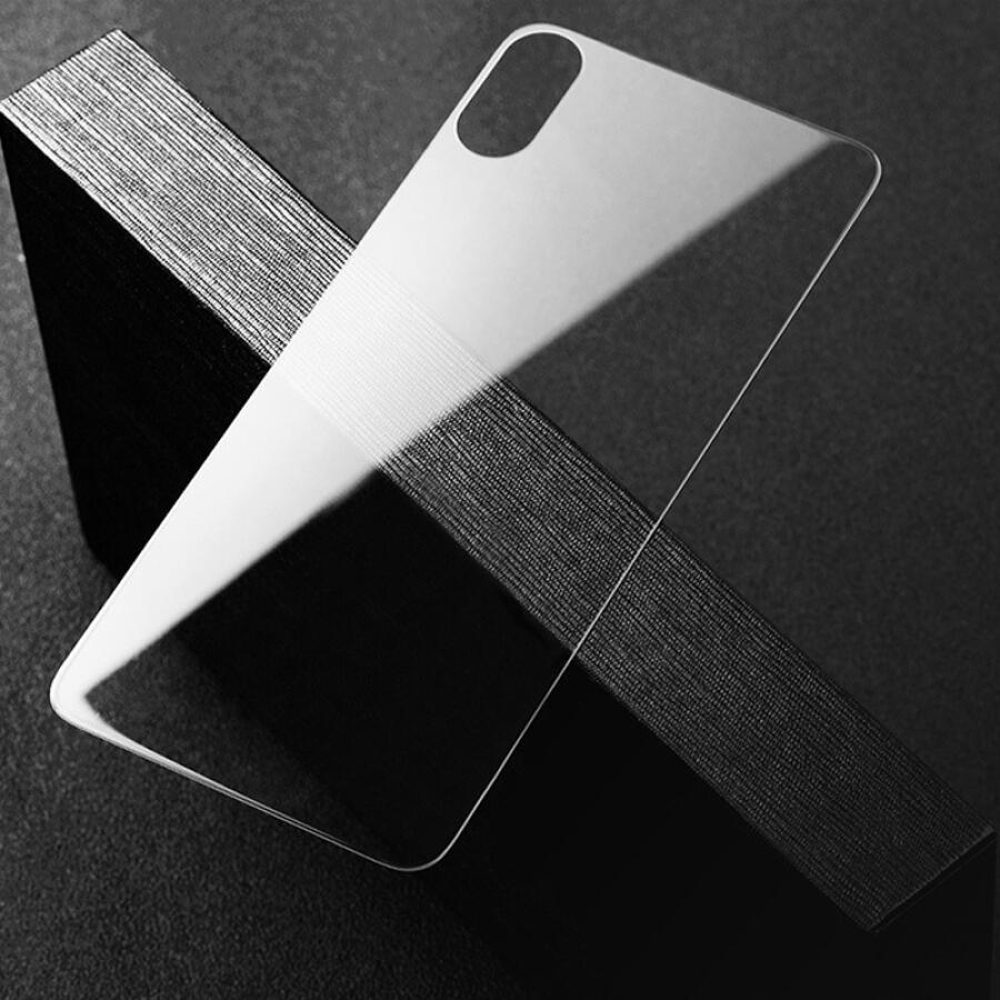 Miếng Dán Mặt Lưng Kính Cường Lực Cho iPhoneX KOOLIFE