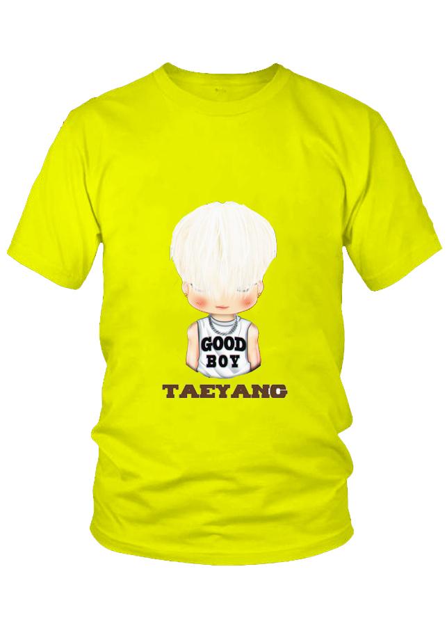Áo thun nữ thời trang cao cấp Taeyang Chibi nhóm BigBang M6 - 2298594 , 2407410982670 , 62_14779433 , 199000 , Ao-thun-nu-thoi-trang-cao-cap-Taeyang-Chibi-nhom-BigBang-M6-62_14779433 , tiki.vn , Áo thun nữ thời trang cao cấp Taeyang Chibi nhóm BigBang M6