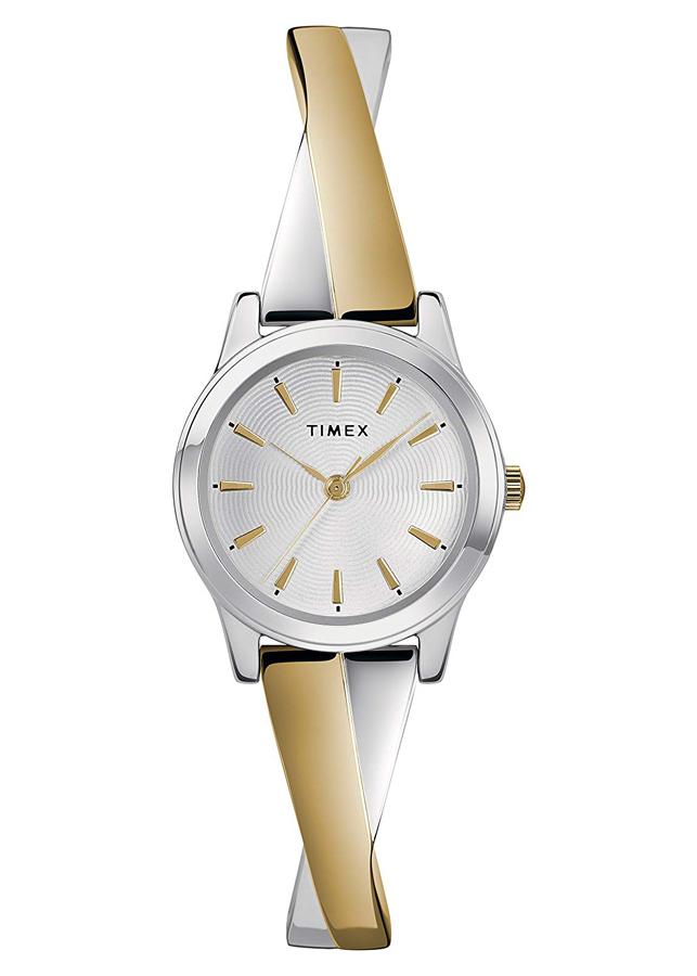 Đồng Hồ Nữ Timex Fashion Stretch Bangle 25mm - TW2R98600 - Vàng phối bạc - 1383978 , 4225999518817 , 62_6783207 , 3080000 , Dong-Ho-Nu-Timex-Fashion-Stretch-Bangle-25mm-TW2R98600-Vang-phoi-bac-62_6783207 , tiki.vn , Đồng Hồ Nữ Timex Fashion Stretch Bangle 25mm - TW2R98600 - Vàng phối bạc