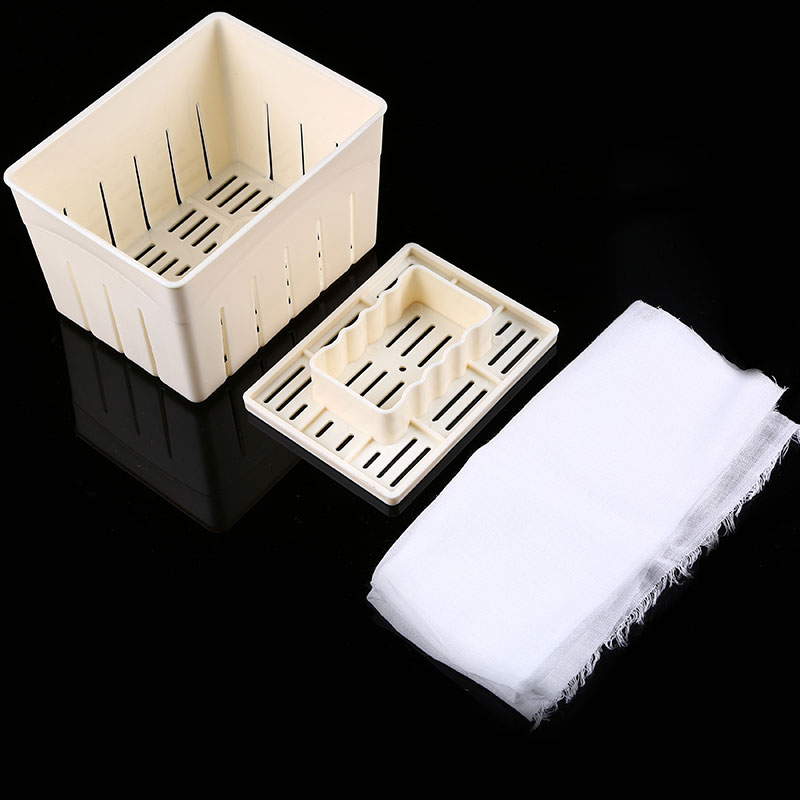 Tofu Frame Tofu Maker Practical with Separator Box DIY