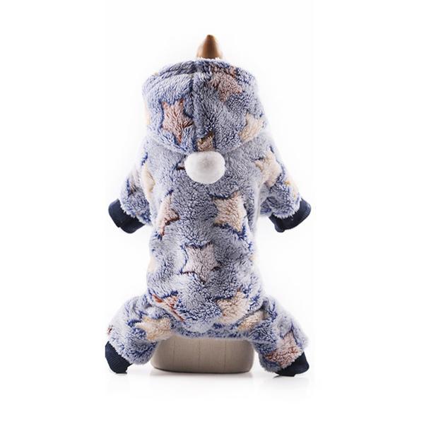 Áo Bông 4 Chân Họa Tiết Kún Miu -  Màu Ngẫu Nhiên