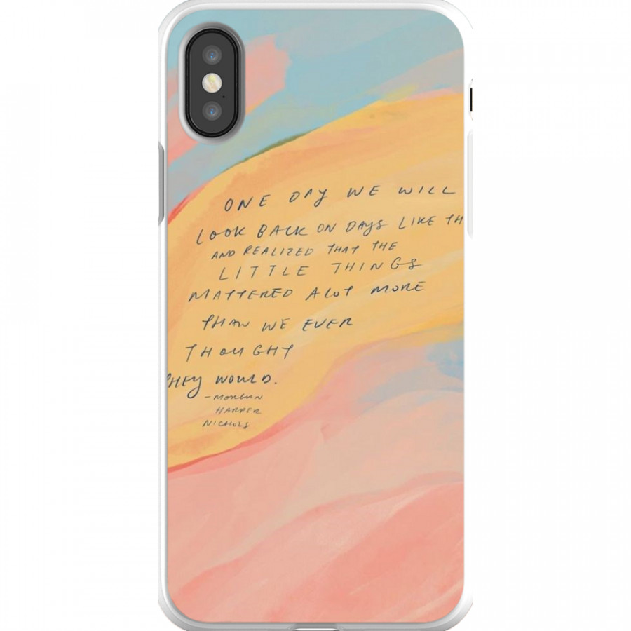 Ốp Lưng Cho Điện Thoại iPhone XS MAX - Mẫu TAMTRANG1090