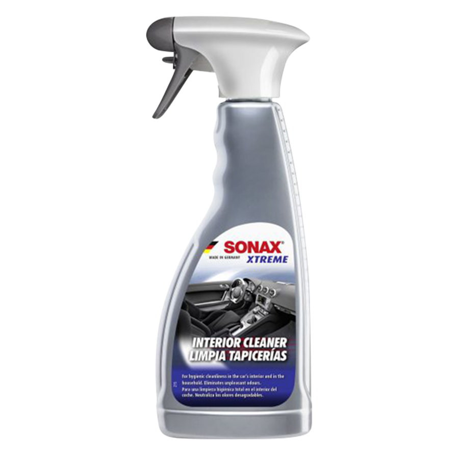 Dung Dịch Làm Sạch Và Khử Mùi Nội Thất Xe Và Nhà Cửa Sonax XTREME 221241 (500ml)