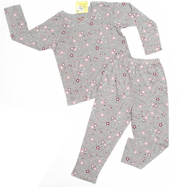 Bộ Baby Ngôi Sao Dài Tay Yellow Ribbon YRSBB004