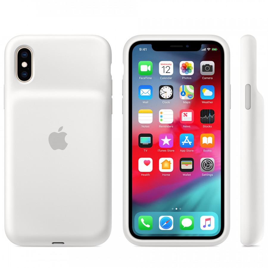 Ốp Lưng Tích Hợp Pin Sạc Dự Phòng Apple Smart Battery Case Cho iPhone XS / XS Max / XR - Nhập Khẩu Chính Hãng - 7160837 , 9437194043192 , 62_10649895 , 3990000 , Op-Lung-Tich-Hop-Pin-Sac-Du-Phong-Apple-Smart-Battery-Case-Cho-iPhone-XS--XS-Max--XR-Nhap-Khau-Chinh-Hang-62_10649895 , tiki.vn , Ốp Lưng Tích Hợp Pin Sạc Dự Phòng Apple Smart Battery Case Cho iPhone XS /