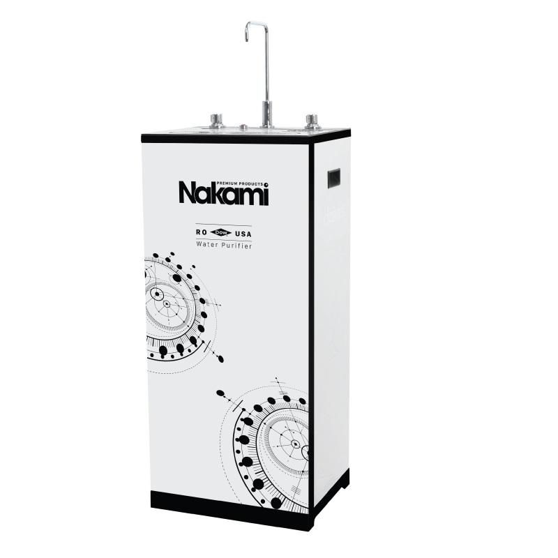 Máy Lọc Nước RO Nóng Nguội NAKAMI NKW-32208H - Hàng Chính Hãng