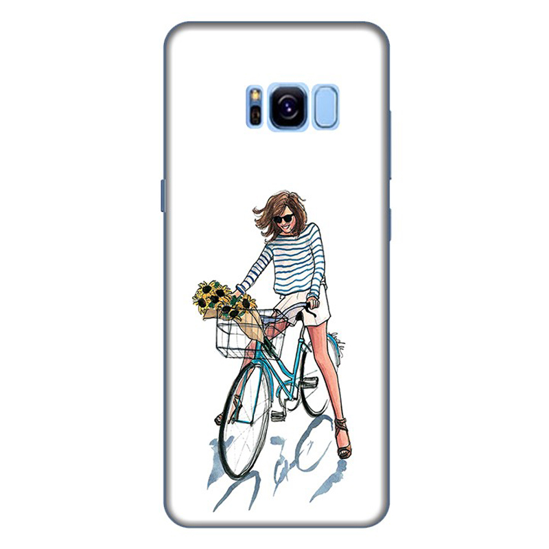 Ốp Lưng Dành Cho Samsung Galaxy S8 - Mẫu 12
