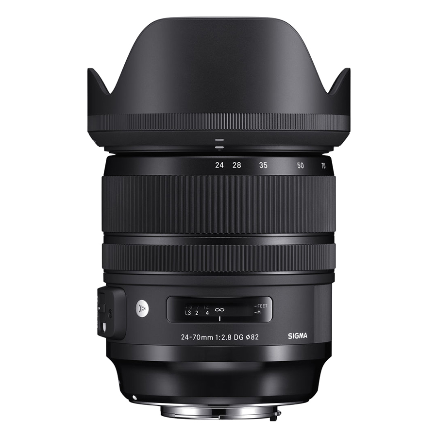 Ống Kính Sigma 24-70mm F2.8 DG OS Art For Canon - Hàng Chính Hãng