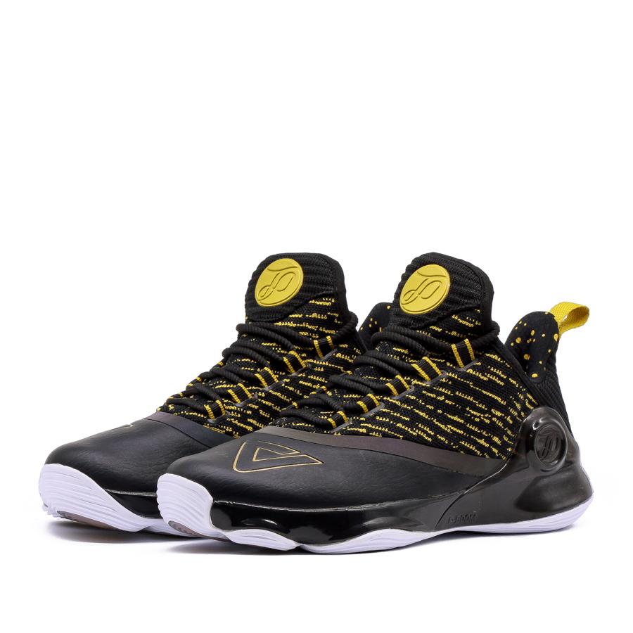 Giày bóng rổ PEAK Tony Parker VI E83323A - Đen Vàng