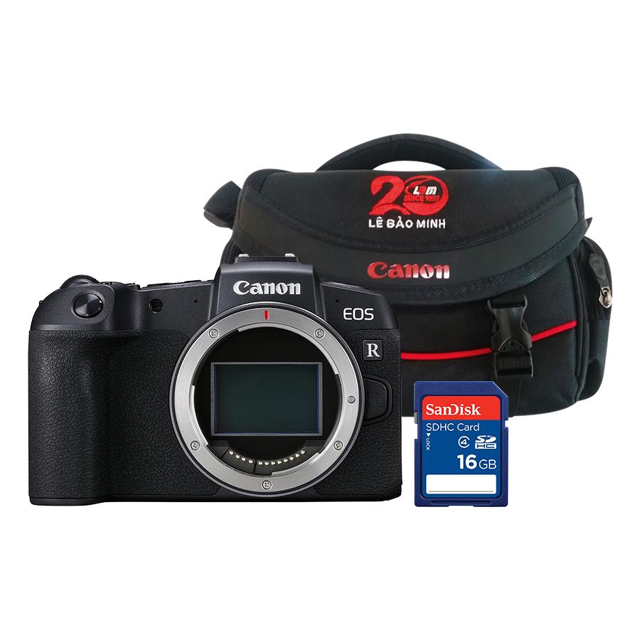 Máy Ảnh Canon EOS RP Body (Tặng Kèm Thẻ Nhớ Và Túi Đựng Máy Ảnh) - Hàng Chính Hãng - 23100871 , 6355908832333 , 62_21016238 , 39000000 , May-Anh-Canon-EOS-RP-Body-Tang-Kem-The-Nho-Va-Tui-Dung-May-Anh-Hang-Chinh-Hang-62_21016238 , tiki.vn , Máy Ảnh Canon EOS RP Body (Tặng Kèm Thẻ Nhớ Và Túi Đựng Máy Ảnh) - Hàng Chính Hãng