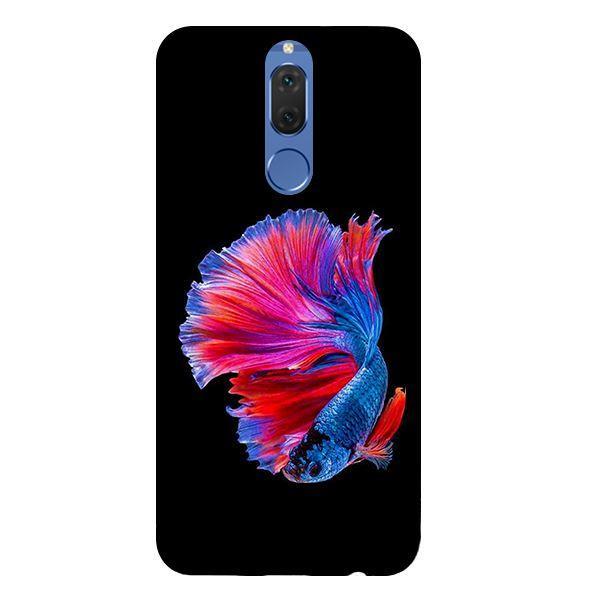 Ốp lưng dành cho điện thoại Huawei Nova 2i Cá Betta Xanh Hồng