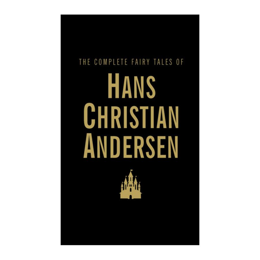 Complete Fairy Tales Of Hans Christian Andersen (Library Collection)