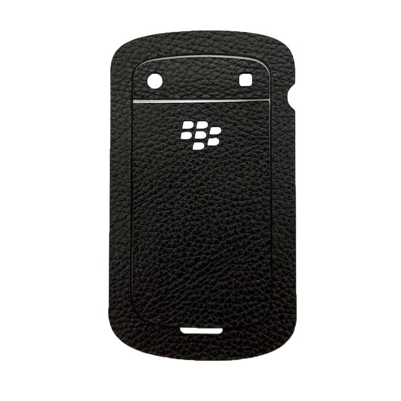 Dán lưng da bò cho Blackberry 9900