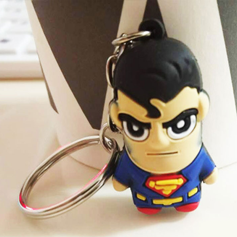 Key Ring Cartoon Keys Chain Cute Marvel The Avengers Car Key Chain 3D Silicone Gifts Superman Iron Man Decoration - 1926512 , 5490756008491 , 62_12310832 , 219000 , Key-Ring-Cartoon-Keys-Chain-Cute-Marvel-The-Avengers-Car-Key-Chain-3D-Silicone-Gifts-Superman-Iron-Man-Decoration-62_12310832 , tiki.vn , Key Ring Cartoon Keys Chain Cute Marvel The Avengers Car Key Ch