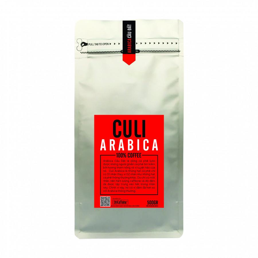 Cà phê Cuil Arabica Cầu Đất NGUYÊN HẠT 500g - The Kaffeine - 774563 , 6021759826400 , 62_10830862 , 249000 , Ca-phe-Cuil-Arabica-Cau-Dat-NGUYEN-HAT-500g-The-Kaffeine-62_10830862 , tiki.vn , Cà phê Cuil Arabica Cầu Đất NGUYÊN HẠT 500g - The Kaffeine