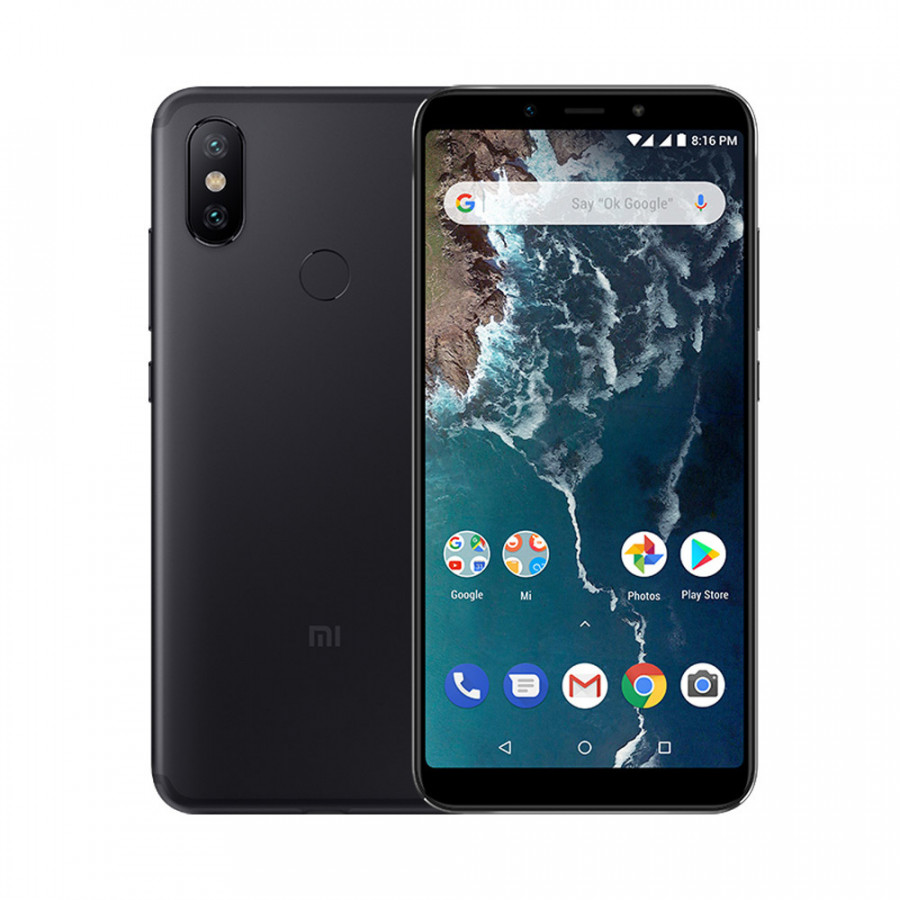 Global Version Xiaomi A2 Mobile Phone 5.99inch FHD+ Display 4GB+32GB Snapdragon 660 Android One OS 20MP AI Cameras - 2353243 , 8284019926885 , 62_15351968 , 6879000 , Global-Version-Xiaomi-A2-Mobile-Phone-5.99inch-FHD-Display-4GB32GB-Snapdragon-660-Android-One-OS-20MP-AI-Cameras-62_15351968 , tiki.vn , Global Version Xiaomi A2 Mobile Phone 5.99inch FHD+ Display 4GB
