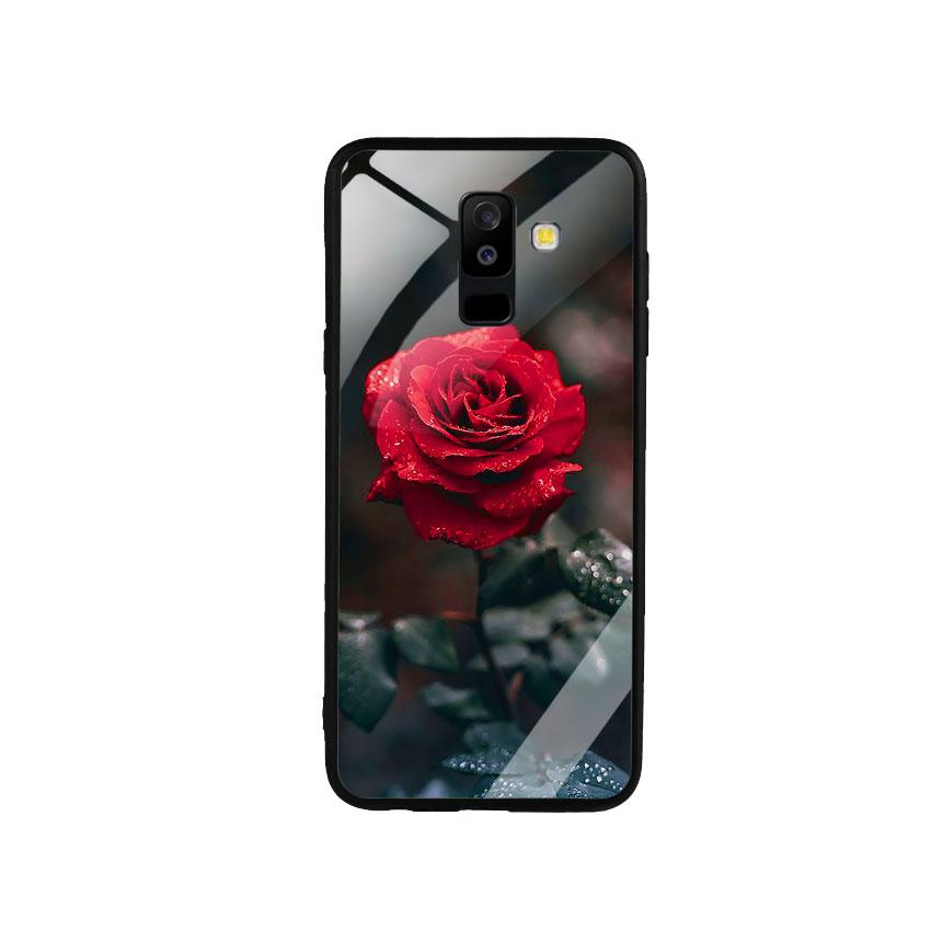 Ốp Lưng Kính Cường Lực cho điện thoại Samsung Galaxy A6 Plus 2018 -  0322 ROSE08 - 9543312 , 7532399649100 , 62_12728007 , 220000 , Op-Lung-Kinh-Cuong-Luc-cho-dien-thoai-Samsung-Galaxy-A6-Plus-2018-0322-ROSE08-62_12728007 , tiki.vn , Ốp Lưng Kính Cường Lực cho điện thoại Samsung Galaxy A6 Plus 2018 -  0322 ROSE08