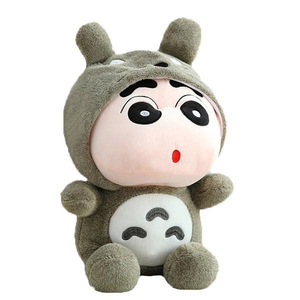 Gấu Bông Shin Totoro (50cm) Gb06 (Màu Xám) - 802006 , 8741563839868 , 62_13933510 , 449000 , Gau-Bong-Shin-Totoro-50cm-Gb06-Mau-Xam-62_13933510 , tiki.vn , Gấu Bông Shin Totoro (50cm) Gb06 (Màu Xám)