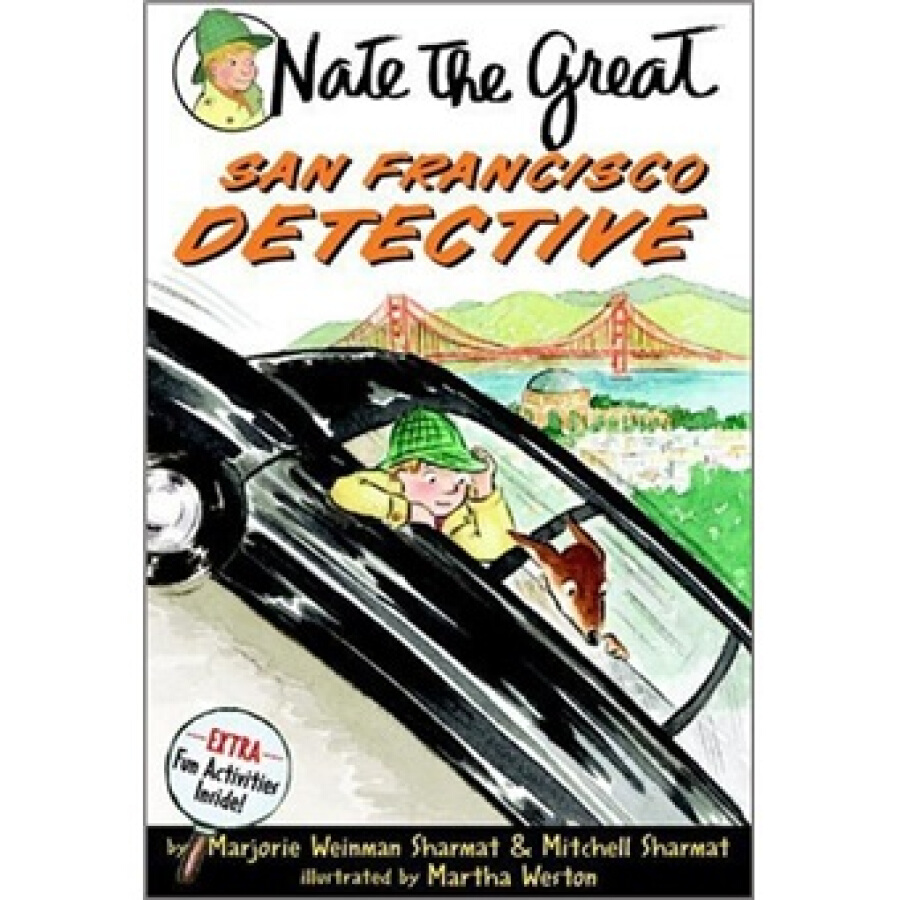 Nate the Great San Francisco Detective - 1236680 , 2295490614372 , 62_5267305 , 144000 , Nate-the-Great-San-Francisco-Detective-62_5267305 , tiki.vn , Nate the Great San Francisco Detective