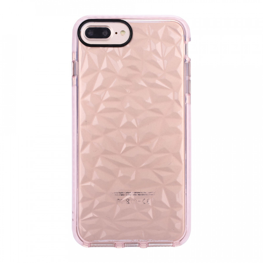 Phone Shell Diamond Pattern Cover Protective TPU Electronics Accessories for for iPhone 7P