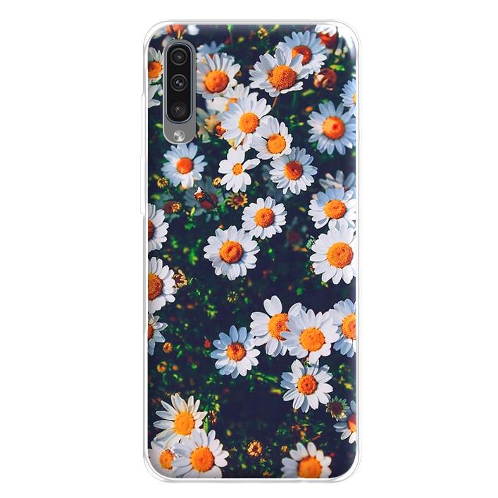 Ốp lưng dẻo cho điện thoại Samsung Galaxy A50 - 224 0038 CUCHOAMI02
