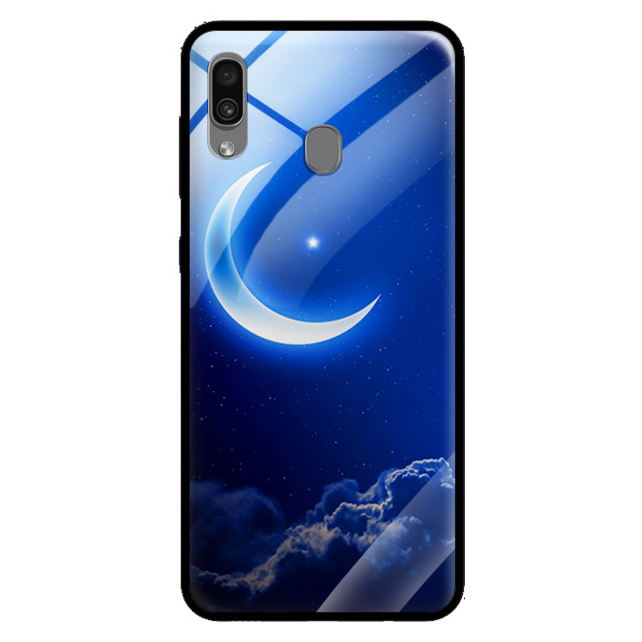 Ốp Lưng Kính Cường Lực cho điện thoại Samsung Galaxy A30 - 0220 MOON01 - Hàng Chính Hãng - 4866485 , 7632920808256 , 62_16610417 , 230000 , Op-Lung-Kinh-Cuong-Luc-cho-dien-thoai-Samsung-Galaxy-A30-0220-MOON01-Hang-Chinh-Hang-62_16610417 , tiki.vn , Ốp Lưng Kính Cường Lực cho điện thoại Samsung Galaxy A30 - 0220 MOON01 - Hàng Chính Hãng