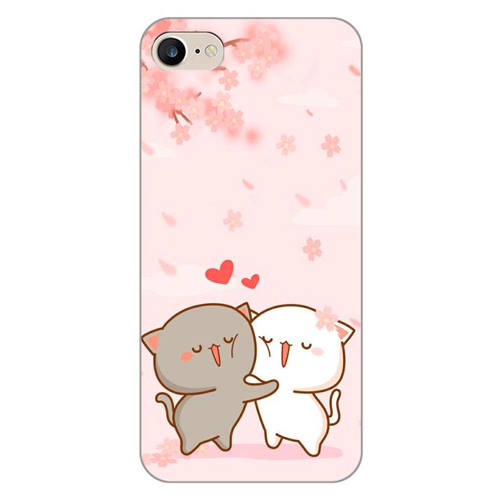 Ốp lưng dẻo cho điện thoại Apple iPhone 8 _0509 LOVELY05 - Hàng Chính Hãng