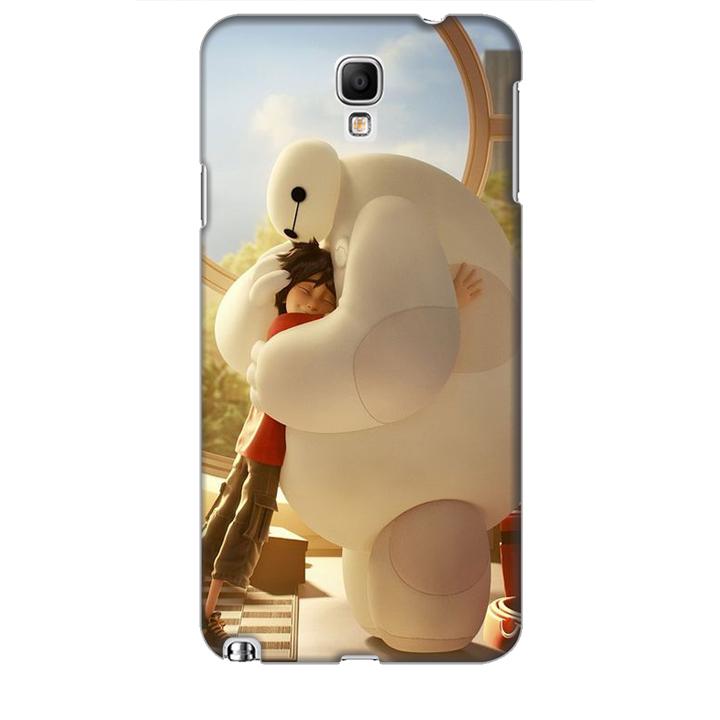 Ốp lưng dành cho điện thoại  SAMSUNG GALAXY NOTE 3 NEO hình Big Hero Mẫu 03