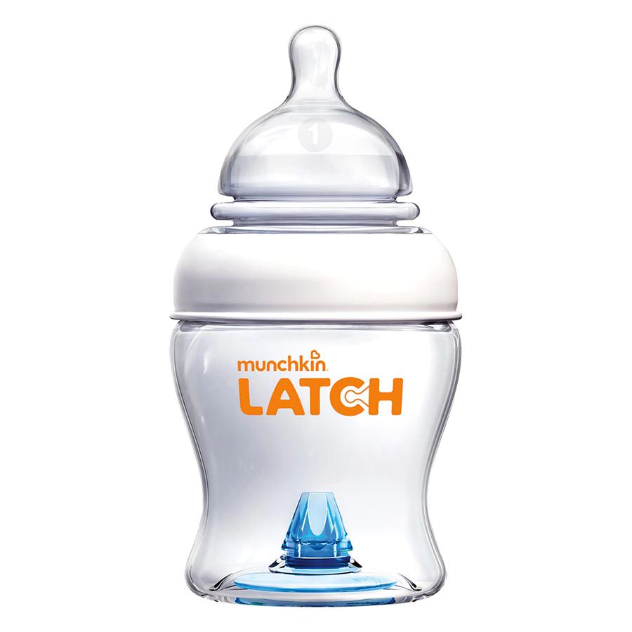 Bình Sữa Latch Munchkin MK15625 (120ml)