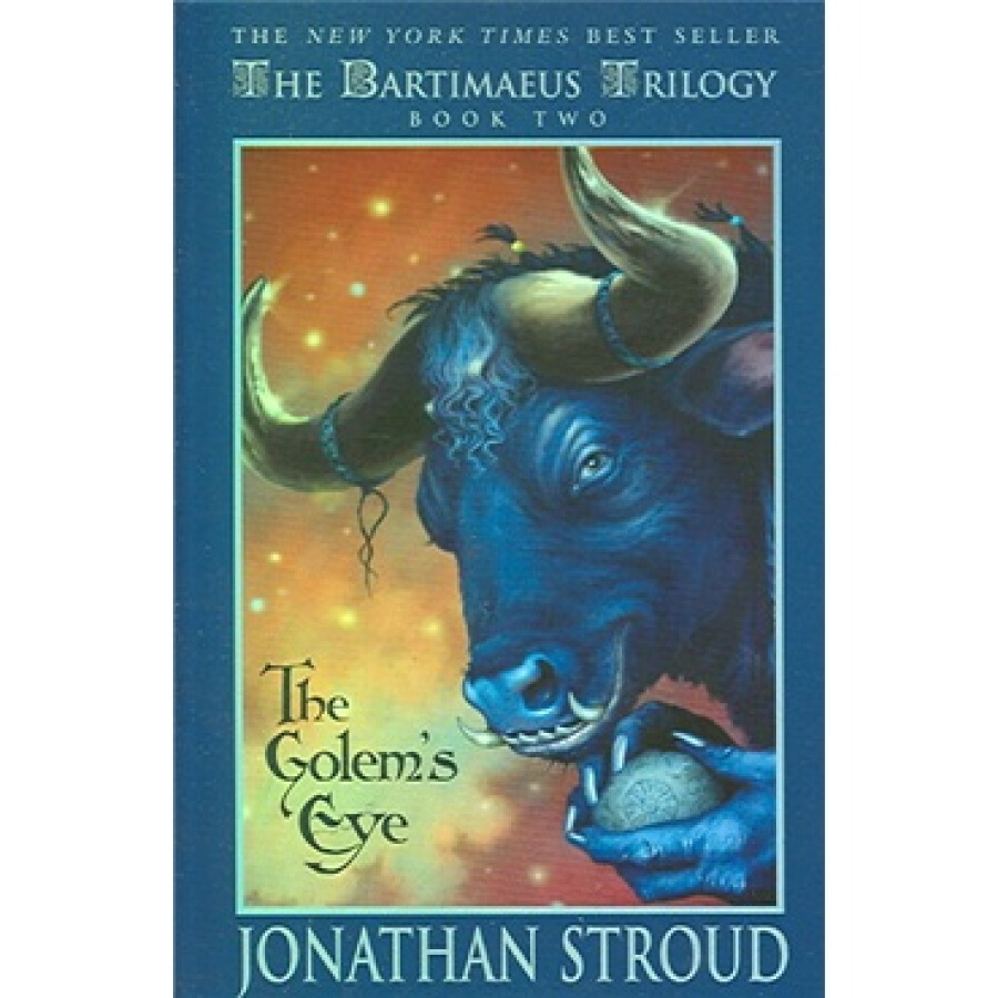 The Bartimaeus Trilogy: The Golems Eye - 1233391 , 2923941666334 , 62_5259761 , 204000 , The-Bartimaeus-Trilogy-The-Golems-Eye-62_5259761 , tiki.vn , The Bartimaeus Trilogy: The Golems Eye