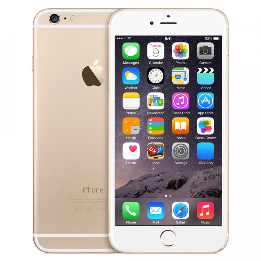 Apple iPhone 6 Unlocked Smartphone 4.7inch IPS Multi-touch Screen 1334x750pixel 4G FDD-LTE 64Bit A8 Chip M8 Motion