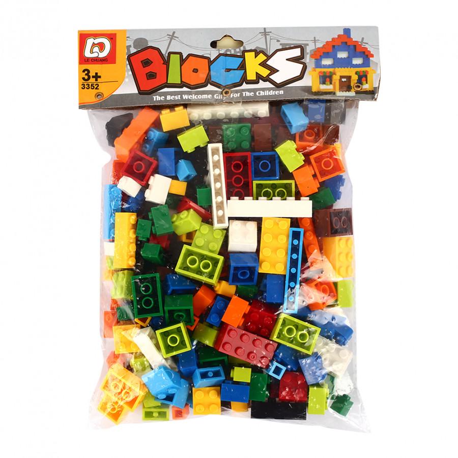 Small Building Blocks Building Blocks Cute 250pcs Plastic Model Gift