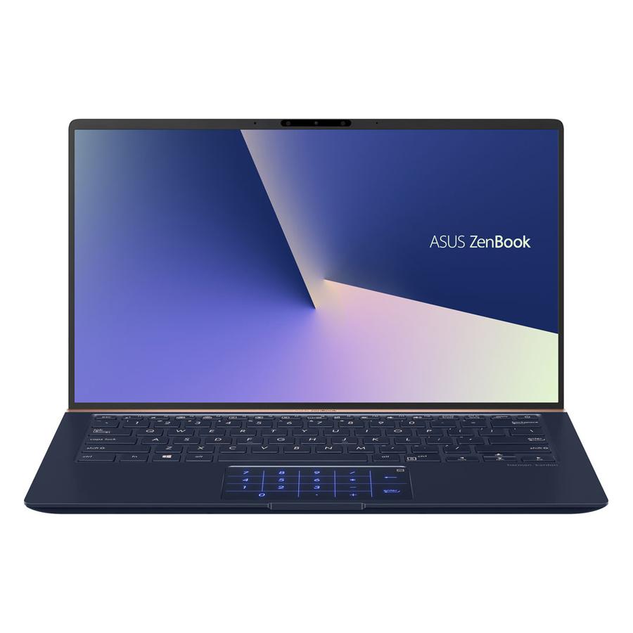 """Laptop Asus Zenbook UX433FA-A6061T Core i5-8265U/Win10 (14"""" FHD IPS) - Hàng Chính Hãng - 766338 , 4323950154613 , 62_9669827 , 22990000 , Laptop-Asus-Zenbook-UX433FA-A6061T-Core-i5-8265U-Win10-14-FHD-IPS-Hang-Chinh-Hang-62_9669827 , tiki.vn , Laptop Asus Zenbook UX433FA-A6061T Core i5-8265U/Win10 (14"""" FHD IPS) - Hàng Chính Hãng"""