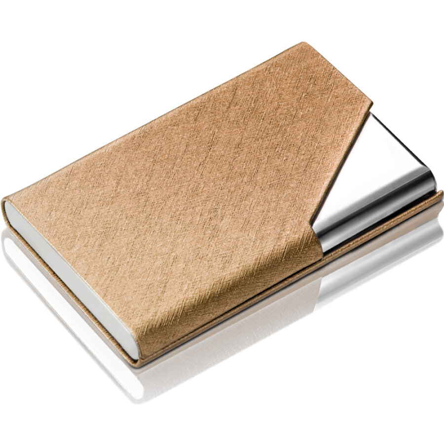 Excellent (UHOO) 6605 business card holder coffee gold silk grain 1 / box large capacity card case - 1585997 , 9137536653613 , 62_10495242 , 118000 , Excellent-UHOO-6605-business-card-holder-coffee-gold-silk-grain-1--box-large-capacity-card-case-62_10495242 , tiki.vn , Excellent (UHOO) 6605 business card holder coffee gold silk grain 1 / box large c