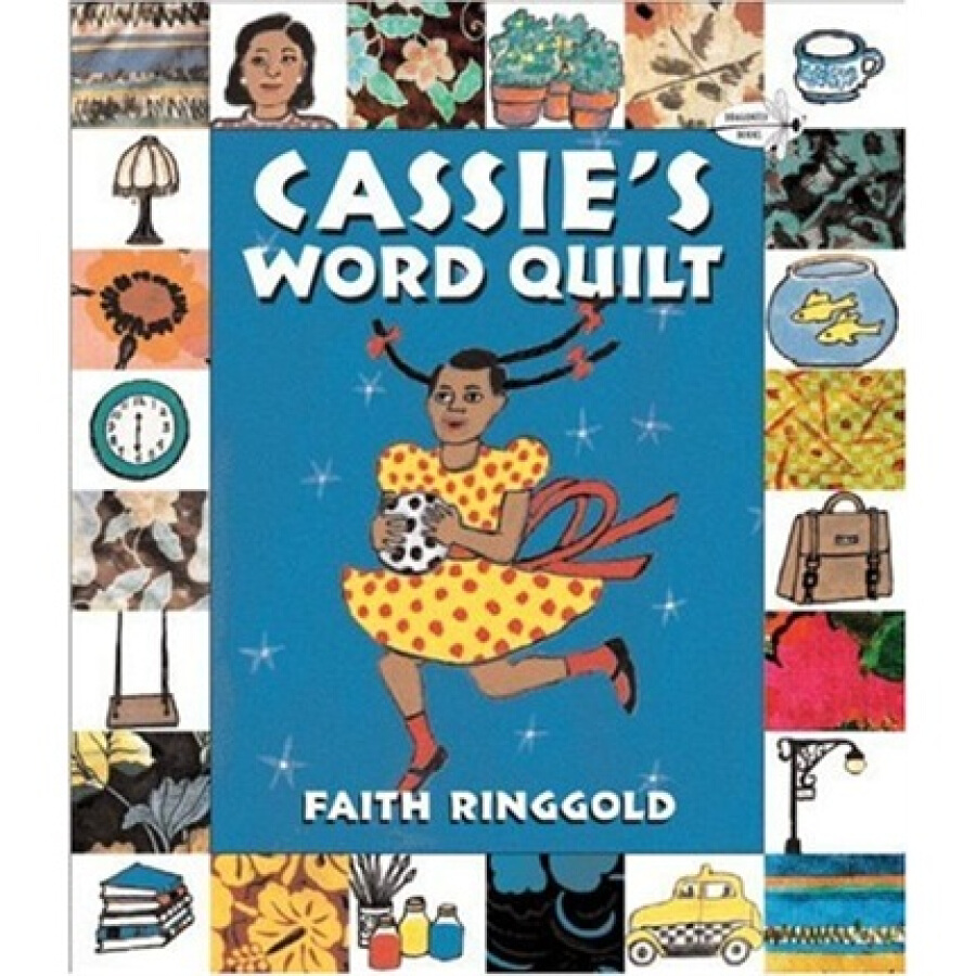 Cassies Word Quilt Cassies Word Quilt - 1227426 , 8392786124585 , 62_5241527 , 136000 , Cassies-Word-Quilt-Cassies-Word-Quilt-62_5241527 , tiki.vn , Cassies Word Quilt Cassies Word Quilt