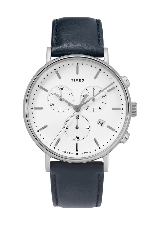 Đồng Hồ Dây Da Nam Timex Fairfield Chronograph 41mm Leather Strap Watch - TW2T32500 - 4866663 , 2761032792827 , 62_16619950 , 4100000 , Dong-Ho-Day-Da-Nam-Timex-Fairfield-Chronograph-41mm-Leather-Strap-Watch-TW2T32500-62_16619950 , tiki.vn , Đồng Hồ Dây Da Nam Timex Fairfield Chronograph 41mm Leather Strap Watch - TW2T32500